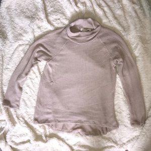 Knit turtleneck